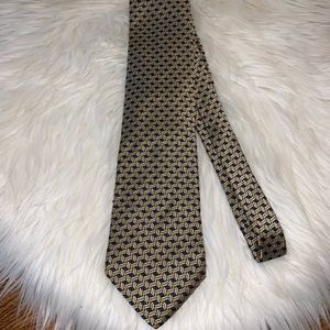 NAUTICA Men's Gold Necktie 👔